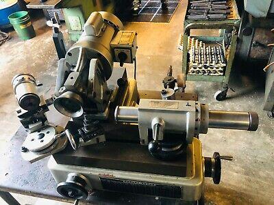 Cutter Master Inc. Fcg-30 End Mill Grinder Sharpener