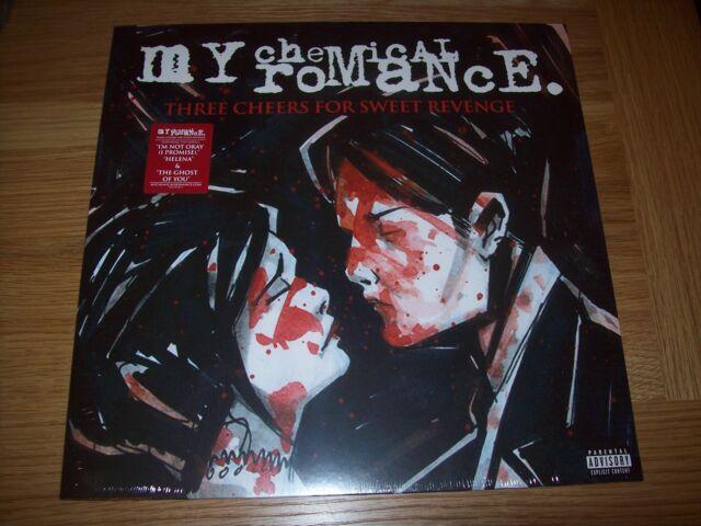My Chemical Romance–Three Cheers Sweet Revenge–New Vinyl LP