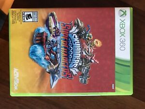 Skylanders SuperCharger Xbox 360 game