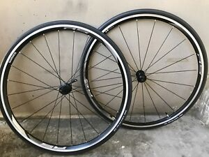 Shimano WH010  Wheel and Tire  Set w/ 11-28 105 Cassette