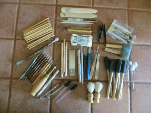 Lot of 72 Miscellaneous Crafting/Scrapbooking Tools