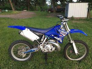 2003 Yamaha yz250