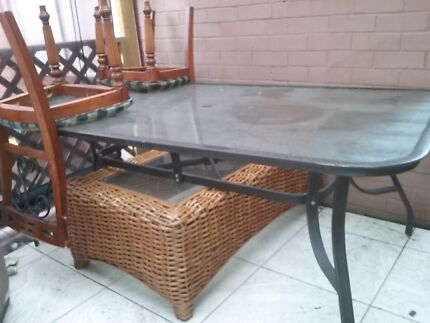 Outdoor table  South Wentworthville Parramatta Area Preview