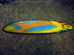 """7'6"""" Carabine CSD iFish Surfboard. Great learner or small wave! Woonona Wollongong Area Preview"""