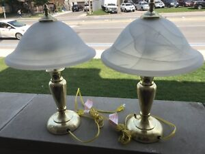 Brand new lamps