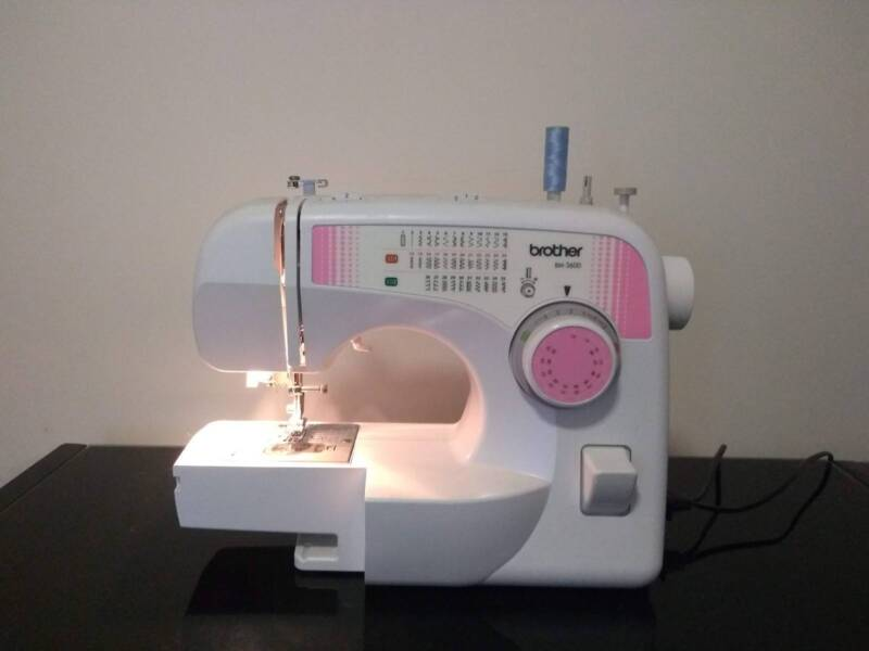 Sewing Machine Brother BM 40 Sewing Machines Gumtree Magnificent Brother Sewing Machine Bm 3600