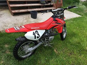 2010 Honda dirt bike