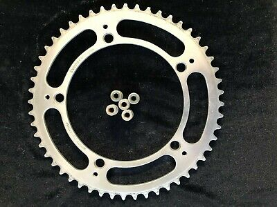 """1//8/"""" Sugino Mighty-Competition 48T Track Chainring 144BCD"""