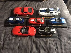 Diecast Viper Car Collection