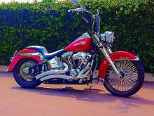 Harley Davidson heritage classic softail Burpengary Caboolture Area Preview