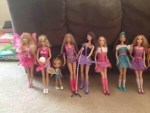 Barbie Dolls Fletcher Newcastle Area Preview