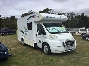 Fiat Ducato motorhome Penguin Central Coast Preview