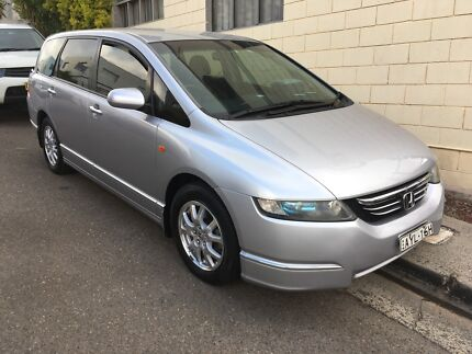 2006 HONDA ODYSSEY 7 SEAT SPECIAL EDITION AUTOMATIC Kirrawee Sutherland Area Preview