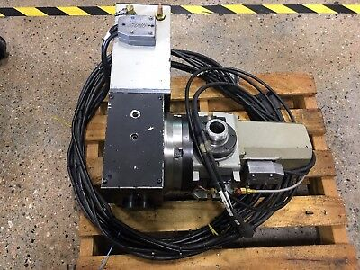 Haas 4th & 5th Axis Rotary Table and 5C Indexer HRT210H HA5CB Brushless for sale  Chatsworth