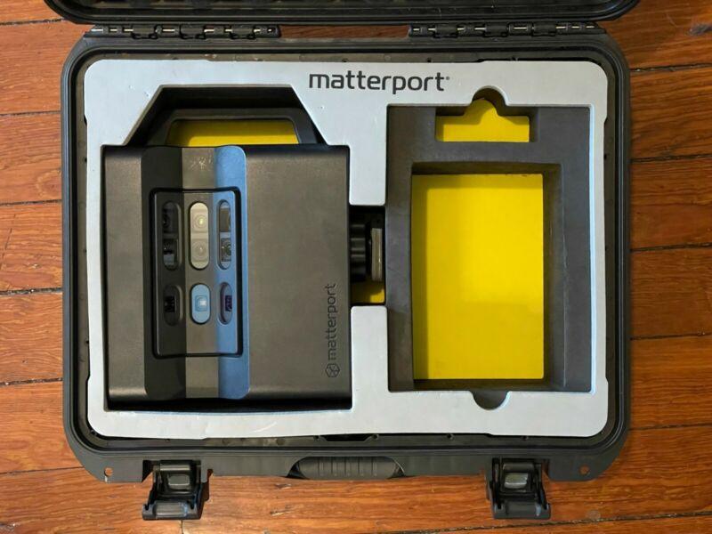 Matterport MC250 Pro2 3D Camera + Nanuk 930 Case