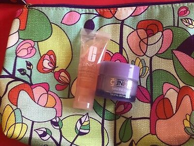 Clinique moisture surge concentrate moisturizer & take the day off balm set new