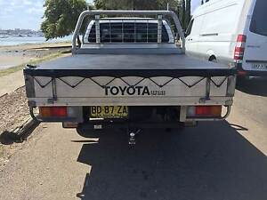 2009 Toyota Hilux Ute Russell Lea Canada Bay Area Preview