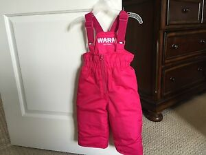 Snow Pants Toddler Girl size 1T