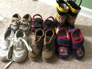 Lot of boys shoes size 6/7