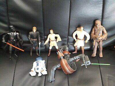 Star Wars Figure Bundle (*)
