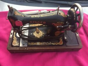 190? Singer sewing machine