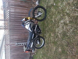 bike for sale or trade for qaud