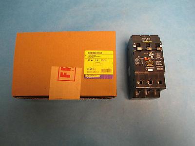 Square D Circuit Breaker Ecb32030g3 30a 240v 3p New In Box