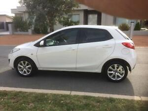 2013 Mazda2 NEO SPORT Automatic Hatchback with 58,000 KLMS