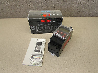 Muller Sc28.21 Programmable Time Switch