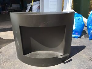 Gel fuel fireplace available