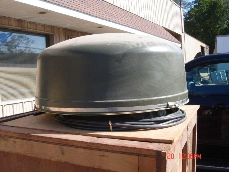 Nos!! Raytheon Antenna / Radome, Model: 1900nd, Nsn:  5985-871-7507