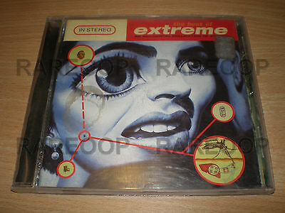 An Accidental Collocation Of Atoms The Best of Extreme (CD) MADE IN (Extreme The Best Of Extreme An Accidental Collocation Of Atoms)