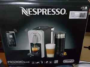 Brand new Nespresso Prodigio coffee machine Sydney City Inner Sydney Preview