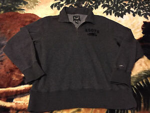 Mens roots pullover