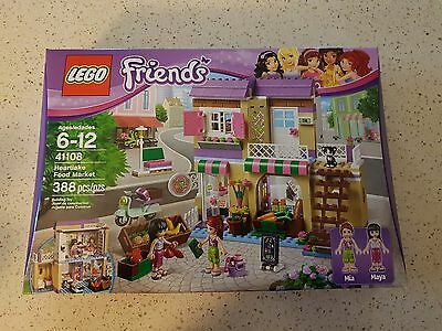 Lego Friends 41108 Heartlake Food Market BRAND NEW SEALED!