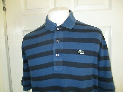 "LACOSTE  SIZE 7  XXL  50""  POLO 100% GENUINE"