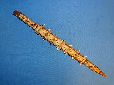 Rare Pacific Rim, Oceanic Gilbert Islands SHARK TOOTH Sword, Dagger