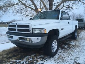 2002 Dodge Ram 4x4 Diesel  New Safety