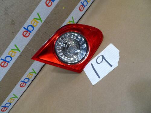 06 07 08 VOLKSWAGEN PASSAT DRIVER Side Tail Light Used Rear Lamp #19-T