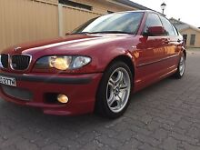 BMW Msport MY05 E46 sedan Leather Sunroof in Exc Cond MUST SEE..!!! Seaford Meadows Morphett Vale Area Preview