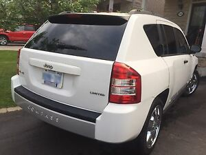 2008 Jeep Compass Limited Loaded