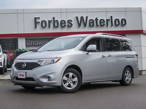2011 Nissan Quest 1 OWNER! SV/Power Group/Alloys/No Accidents