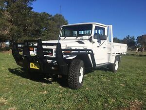 1979 Toyota LandCruiser Bathurst City Preview