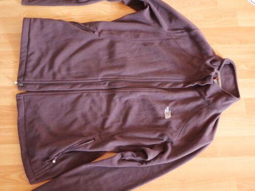 North Face Damen Pullover Sweater Gr.XL Fleecejacke Lilatöne,
