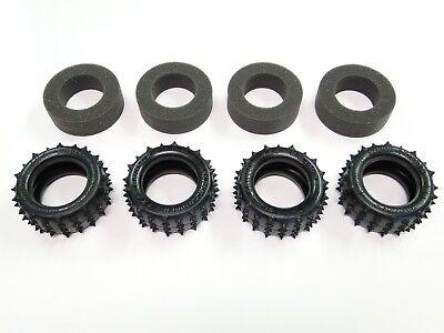 NEW TAMIYA AVANTE 2011 Tires & Foams Front & Rear UA32 comprar usado  Enviando para Brazil