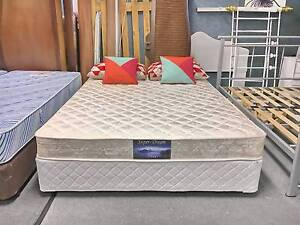 TODAY DELIVERY BEAUTIFUL Queen Ensemble bed & mattress Belmont Belmont Area Preview