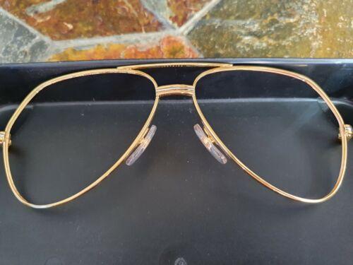 Face lunettes cartier  1983   taille 59/14