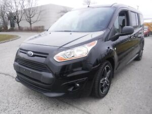 2016 Ford Transit Connect 7 passenger Wagon XLT Rear Liftgate LW