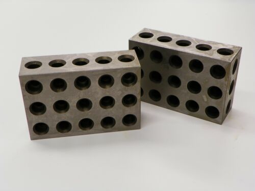 "2"" x 4"" x 6"" PRECISION BLOCK SET          XS301"