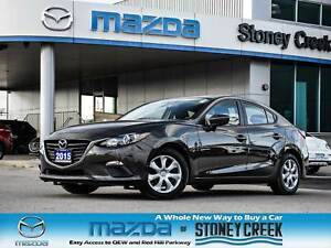 2015 Mazda Mazda3 GX B/T Keyless Push Start Accident Free A/C